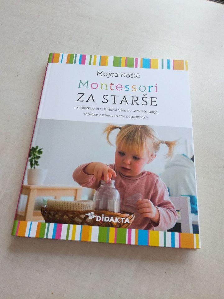 knjiga Montessori za starše